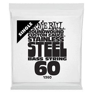 .060 Stainless Steel Electric Bass String Single Thumb