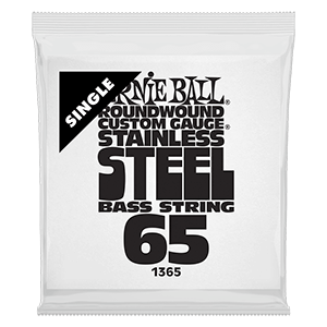 .065 Stainless Steel Electric Bass String Single Thumb