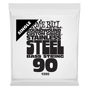 .090 Stainless Steel Electric Bass String Single Thumb