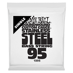 .095 Stainless Steel Electric Bass String Single Thumb