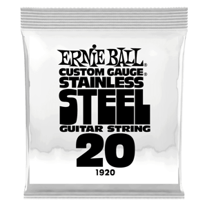 Cordes de guitare Stainless Steel Wound Electric
