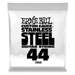 .044 Stainless Steel Wound Electric Guitar Strings 6 Pack Thumb