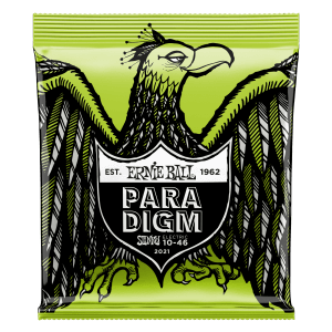 Regular Slinky Paradigm Electric Guitar Strings - 10-46 Gauge Thumb