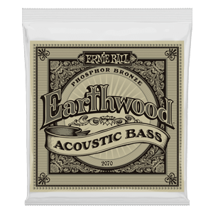 Earthwood Phosphor Bronze Acoustic Bass Strings