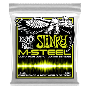 Regular Slinky M-Steel Electric Guitar Strings - 10-46 Gauge Thumb
