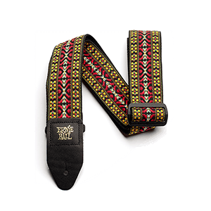 California Weave Jacquard Guitar Strap Thumb