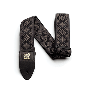 Regal Black Jacquard Gitarrengurt Thumb