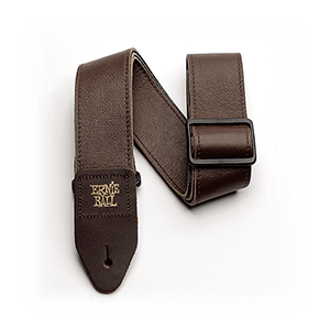 "2"" Tri-Glide Italian Leather Strap - Brown Thumb"