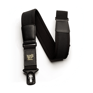 "Ernie Ball Regular 2"" Neoprene Polylock Comfort Strap Thumb"