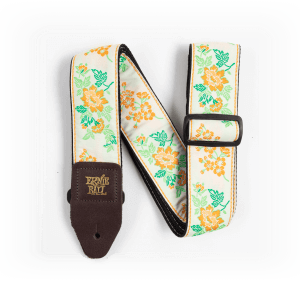 Ernie Ball Alpine Meadow Jacquard Strap Thumb