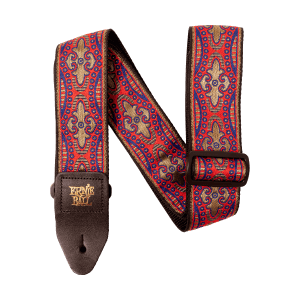 Ernie Ball Kashmir Sunset Jacquard Strap Thumb