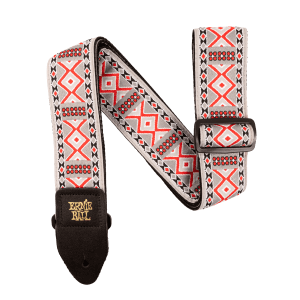 Ernie Ball Casino Couture Jacquard Strap Thumb
