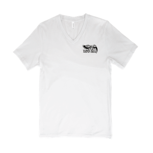 Ernie Ball Eagle V-neck T-Shirts