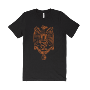 Camisetas Vintage 1962 Strings And Things en negro