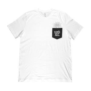 Camiseta Ernie Ball Rock-On Pocket