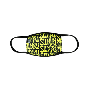 Green Slinky Masks