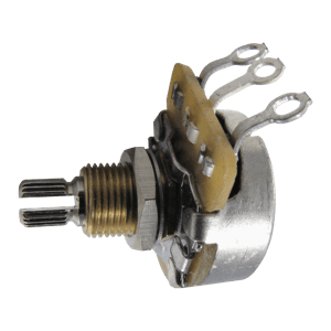 500K Split Shaft Potentiometer for Instruments Thumb
