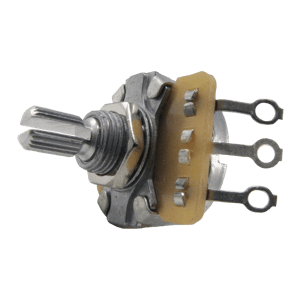 250K Split Shaft Potentiometer for Instruments Thumb