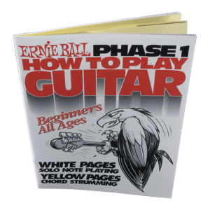 How To Play Guitar Phase 1 Book Thumb