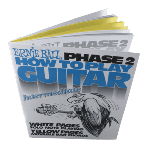 Livro How To Play Guitar Phase 2 Thumb