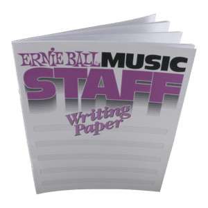 Music Staff Writing Paper Thumb