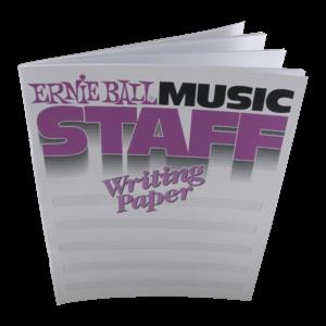 Papier pour écriture musical  Thumb