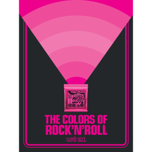 The Colors of Rock'N'Roll Super Slinky Poster Thumb