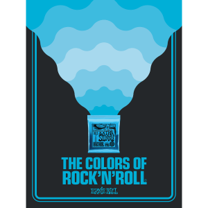The Colors of Rock'N'Roll Extra Slinky Poster Thumb