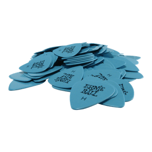 Heavy Blue Picks 144er Packung Thumb