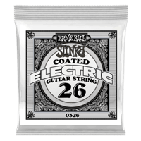 .026 Cuerda guitarra eléctrica Slinky Coated Nickel entorchada. Pack de 6 Thumb