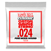 Pack com 06 Cordas para Guitarra Classic Pure Nickel Wound .024 Thumb