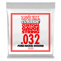 Pack com 06 Cordas para Guitarra Classic Pure Nickel Wound .032 Thumb