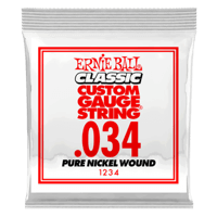 Pack com 06 Cordas para Guitarra Classic Pure Nickel Wound .034 Thumb