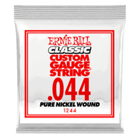 Paquet de 6 cordes .044 Classic Pure Nickel Wound Electric   Thumb