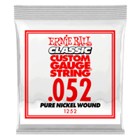.052 Classic Pure Nickel Wound E-Gitarrensaite 6er Pack Thumb