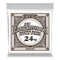 .024 Earthwood Phosphor Bronze Acoustic Guitar String Thumb