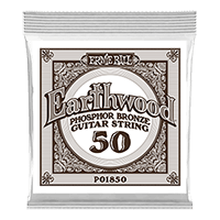 .050 Cuerda Guitarra Acústica Earthwood Phosphor Bronze. Pack de 6 Thumb