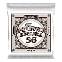 .056 Earthwood Phosphor Bronze Acoustic Guitar String Thumb
