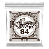 .064 Earthwood Phosphor Bronze Acoustic Guitar String Thumb
