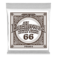 .066 Earthwood Phosphor Bronze Acoustic Guitar String Thumb