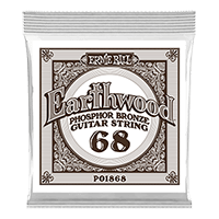 .068 Earthwood Phosphor Bronze Acoustic Guitar String Thumb