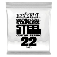 .022 Stainless Steel Wound Electric Guitar Strings 6 Pack Thumb