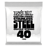 Pack com 06 Cordas para Guitarra Stainless Steel Wound .040 Thumb