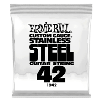 Pack com 06 Cordas para Guitarra Stainless Steel Wound .042 Thumb