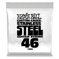 Pack com 06 Cordas para Guitarra Stainless Steel Wound .046 Thumb
