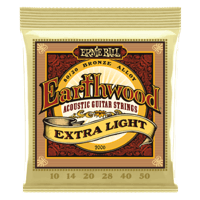 Earthwood Extra Light 80/20 Bronze Guitarra Acústica  Thumb