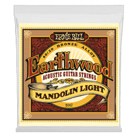 Earthwood Mandolin Light 圈型头 80/20 黄铜套弦 Thumb