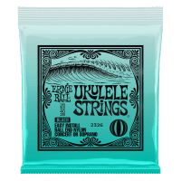 Ukulele Ball End Nylon Strings Black Thumb