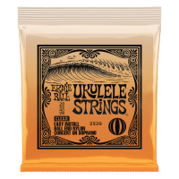 Ukulele Ball End Nylon Strings Clear Thumb