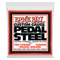 Cordes de guitare électrique  Pedal Steel 10-String E9 Tuning Nickel Wound  Thumb